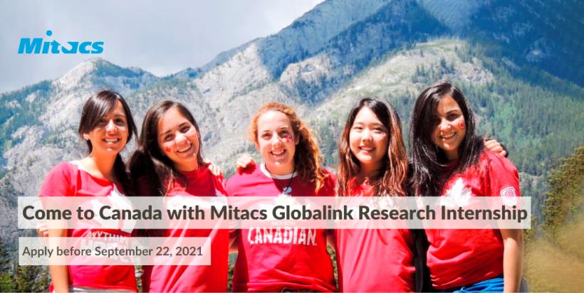 •El programa Globalink Research Internship de Mitacs Inc permitirá que estudiantes de diversos países, entre ellos Colombia, que cursen últimos semestres de carreras afines a áreas STEAM