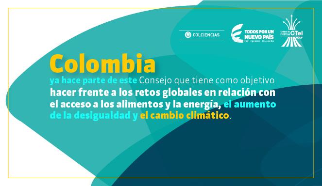 Colombia se sumó al Nuevo Consejo Global para la Innovación