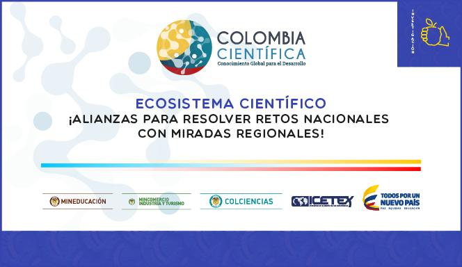 Consulta la convocatoria de Ecosistema Científico