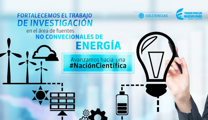 Invitación de Propuesta de Fuentes No Convencionales de Energía