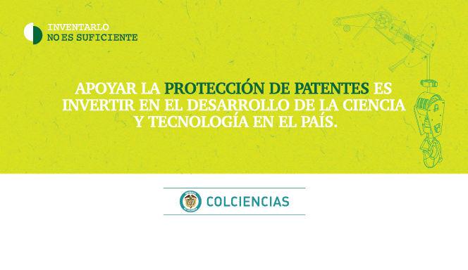 Las patentes se establecen como un motor para promover la innovación