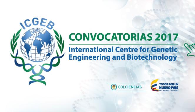 Convocatorias de ICGEB para el 2017