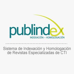 Publindex | Minciencias