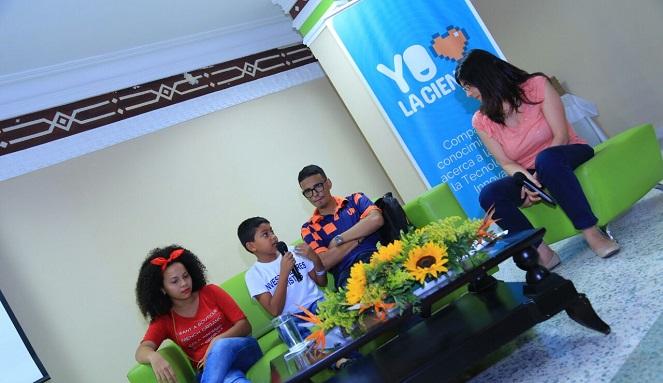 Cierre evento Yo Amo la Ciencia, en Barranquilla