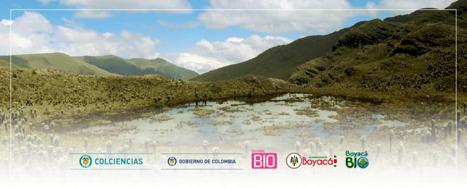 Colombia Bio en Boyacá