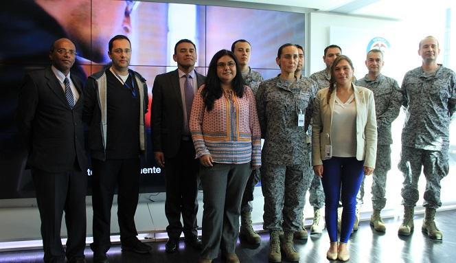 Colciencias firma convenio con FAC para fortalecer la CTeI en seguridad y defensa