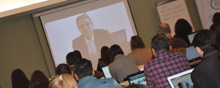 El curso se desarrolló dentro de los estándares internacionales