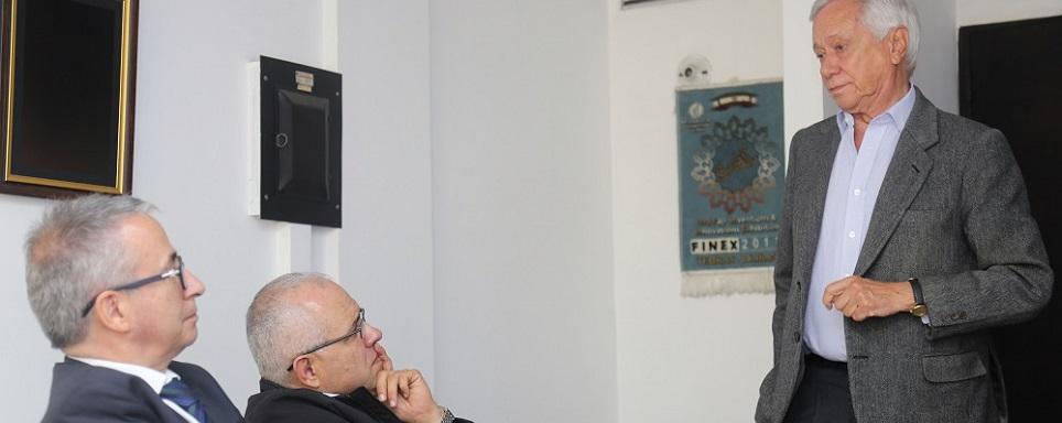 Entrevista Eduardo Posada