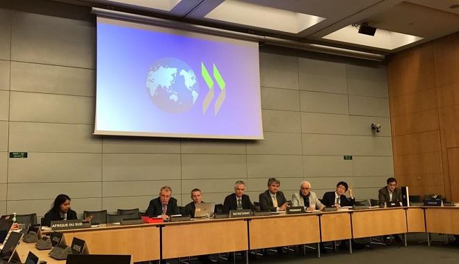 •Colciencias representa al país ante el Comité de Política Científica y Tecnológica en la OCDE