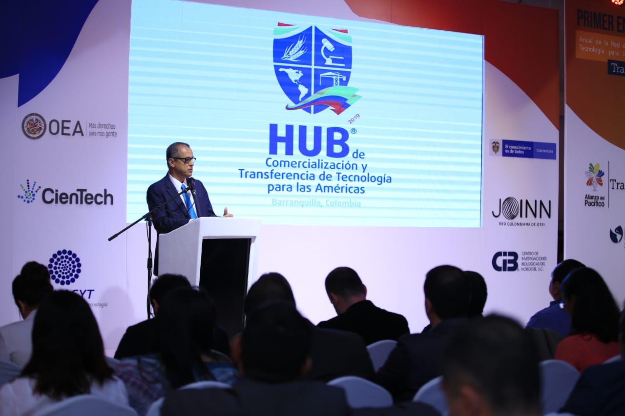 Entre el 12 y el 22 de noviembre Barranquilla será sede del Hub de Competitividad y Transferencia Tecnológica de las Américas.