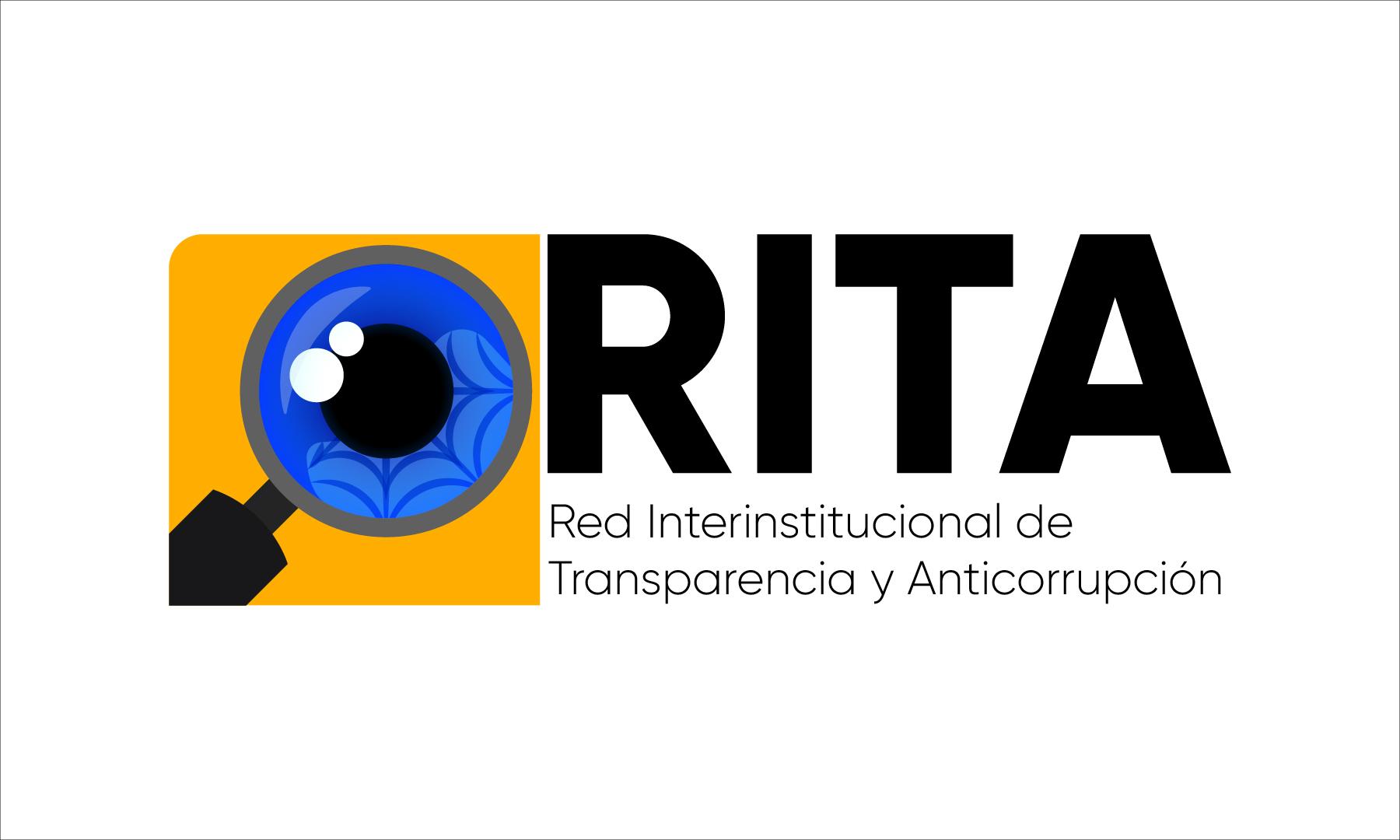 Enlace RITA Red Interinstitucional de Transparencia y Anticorrupción.