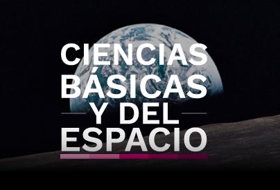 Ciencias básicas y del espacio