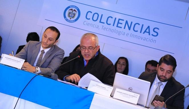 Sesión 38 del OCAD del FCTeI del SGR