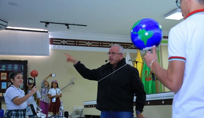 Evento programa Ondas en Barranquilla