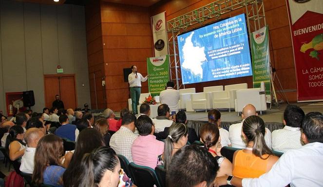 Pactos por la innovación en Villavicencio