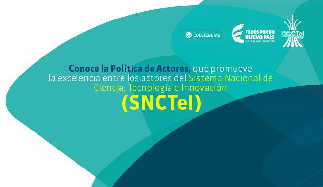 Conoce el documento que promueve la excelencia entre los actores del SNCTeI