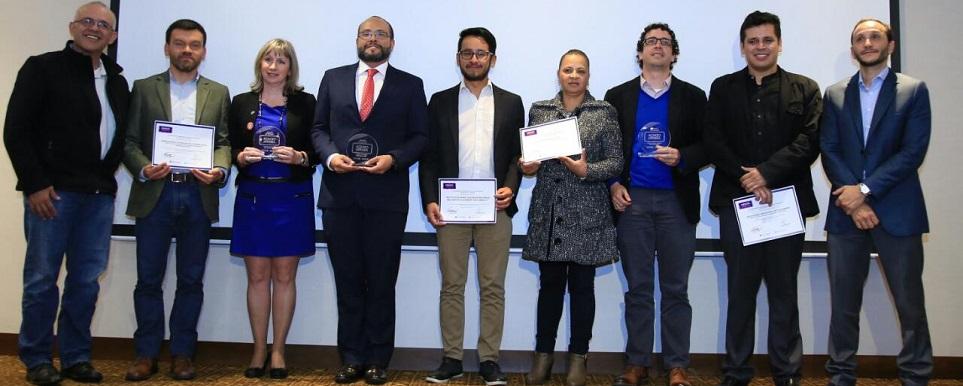 Premiación Ciencia Abierta 2017