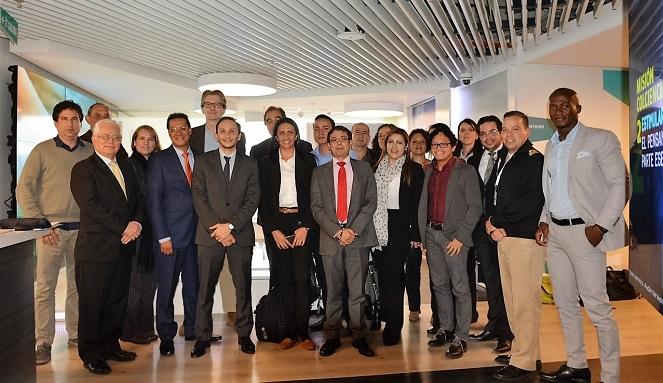 Primera reunión Comisión de Institutos Públicos Nacionales de Investigación