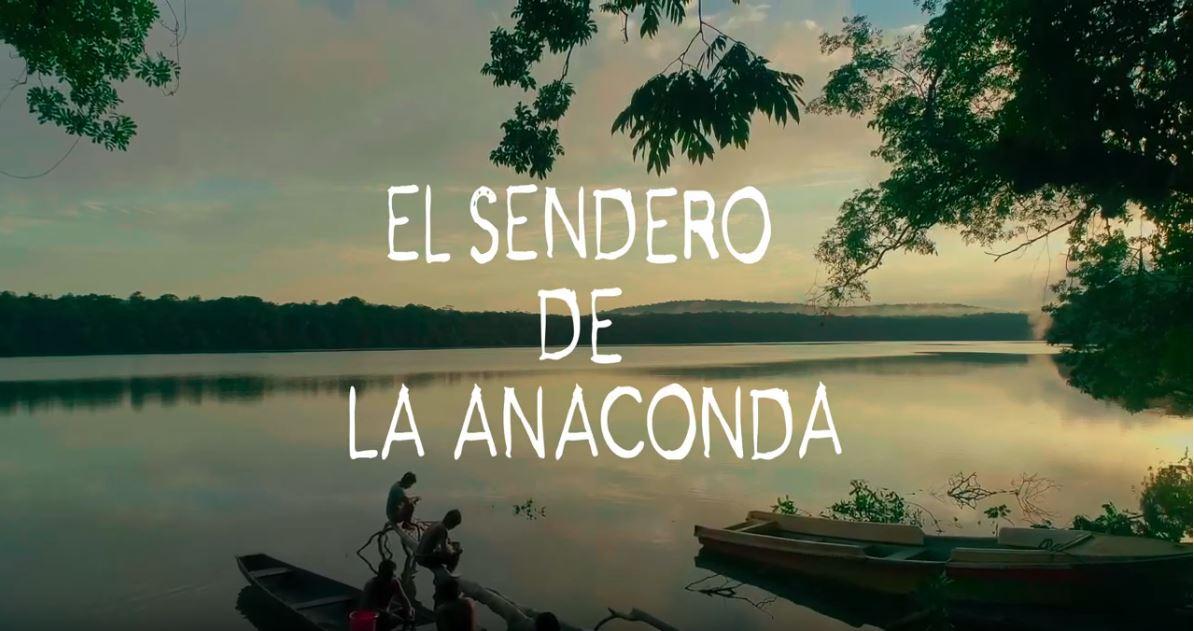 Sendero de la Anaconda