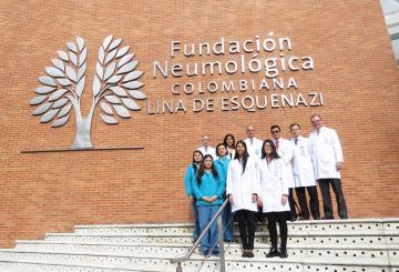 El Centro de Investigación de la Fundación Neumológica Colombiana genera conocimientos en salud respiratoria