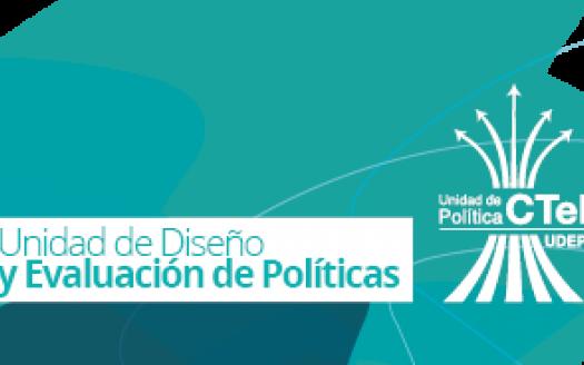 Unidad de Diseño y Evaluación de Políticas