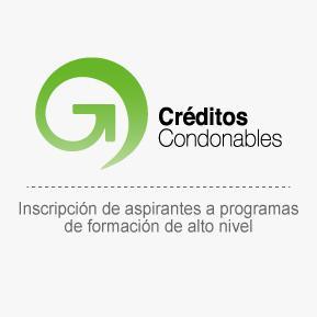 Enlace a Créditos condonables