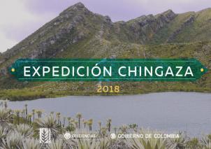 Expedición Colombia Bio llega a Chingaza