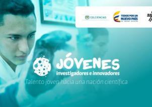 Colciencias, en alianza con el SENA, abre la Convocatoria de Jóvenes Investigadores e Innovadores 2016