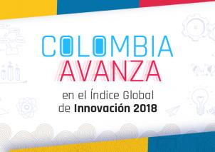 A nivel mundial Colombia subió dos puestos pasando del 65 al 63