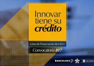 Innovar tiene su crédito