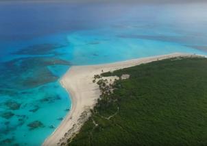 "Documental ""La Tierra del Agua"", Isla Cayo Serrana"