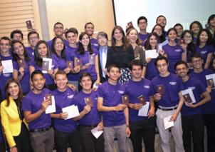 Cuarenta jóvenes colombianos vivirán una gran experiencia académica en EE.UU.