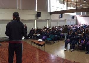 La jornada se llevó a cabo en el Auditorio de Comercio y Servicios del Centro Internacional de Producción Limpia Lope, en Pasto