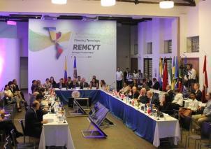 Reunión de Ministros en Medellín.