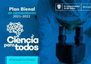 Banner convocatorias Plan Bienal.