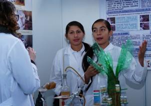 """""""Yo amo la ciencia"""" vuelve a Bogotá con niños, niñas y jóvenes de todo el país"""