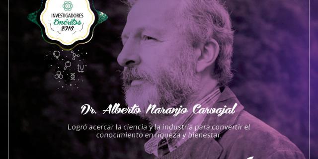 Alberto Naranjo Carvajal