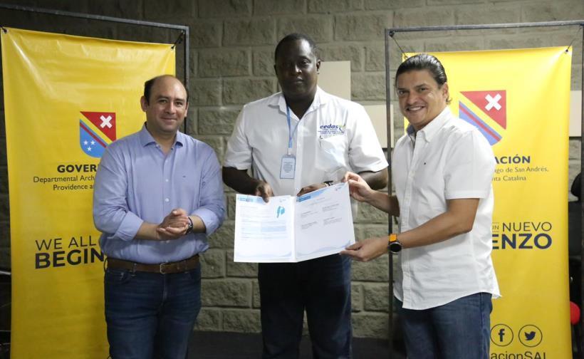 El ministro recordó que el OCAD de CTeI ha aprobado para San Andrés 40.741 millones de pesos. Con estos recursos se han impulsado 46 proyectos, que impactan positivamente sectores como el agro y la educación.