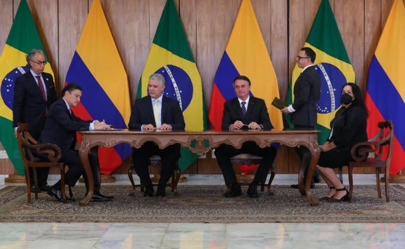 El memorando firmado permitirá el intercambio de investigadores entre ambas naciones, entre otras actividades, para el fortalecimiento de proyectos de Investigación, Desarrollo e Innovación.