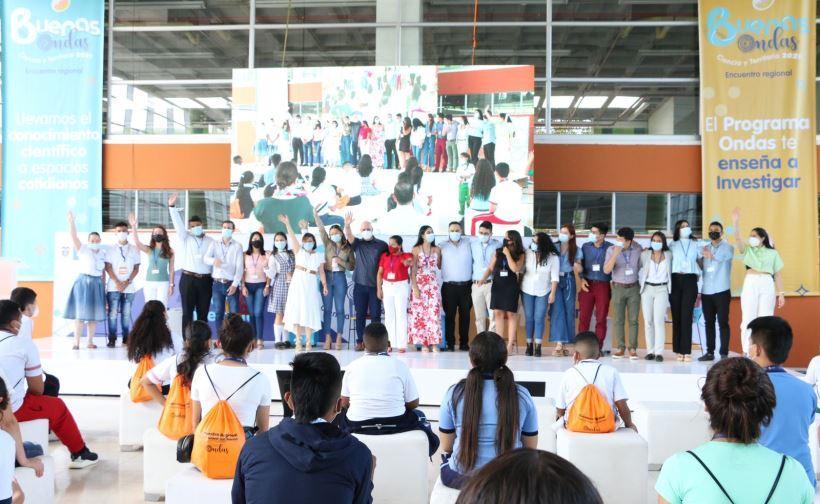 •El 20, 21 y 22 de octubre, se presentarán los proyectos de 70 menores del Caquetá, Cundinamarca, Huila, Guaviare, Tolima, Tumaco, Sucre y Bogotá