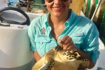 Karla Barrientos, una mujer científica descubriendo la evolución de la vida en las profundidades del mar