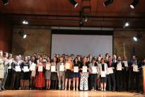 Más de 100 colombianos recibieron Becas Fulbright en 2018