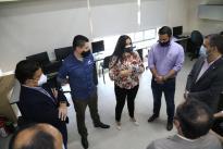 A través de la convocatoria +Labs en Región, el Gobierno Nacional asigna recursos del Sistema General de Regalías para el fortalecimiento de los laboratorios del país con el objetivo de atender la pandemia del Covid-19 y otros agentes biológicos.