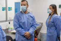 Este proyecto es financiando por el Sistema General de Regalías que fortalece capacidades de diagnóstico e investigación de agentes biológicos de alto riesgo.