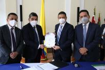 El objetivo del Proyecto, radicado por el ministro Tito José Crissien, es que el MinCiencias cuente con una ley que cumpla con todos los requerimientos constitucionales y legales.