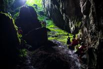 Foto: Felipe Villegas. Las cavernas, cuevas y/o grutas son ecosistemas que forman parte del patrimonio geológico del país, cuentan con gran cantidad de acuíferos subterráneos y sirven como hábitat de especies.