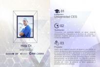 Hola DR., Universidad CES