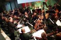 Concierto de clausura de la Primera Cumbre Internacional de Misión de Sabios, en Medellín.