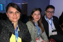 Los jóvenes investigadores presentaron los avances de sus investigaciones e interactúan con sus pares para construir y hacer redes que contribuyan a la CTeI en el país.