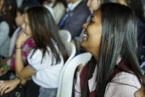 Más de 70 niños, niñas y jóvenes de 36 grupos de investigación del Programa Ondas de 14 departamentos y 5 delegaciones de países latinoamericanos invitados, participan en el IX Encuentro Nacional Ondas 4.0- 2019
